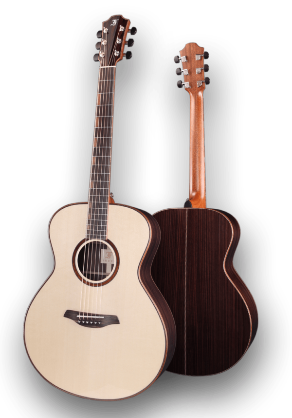 New Color Series of Acoustic Guitars | Furch