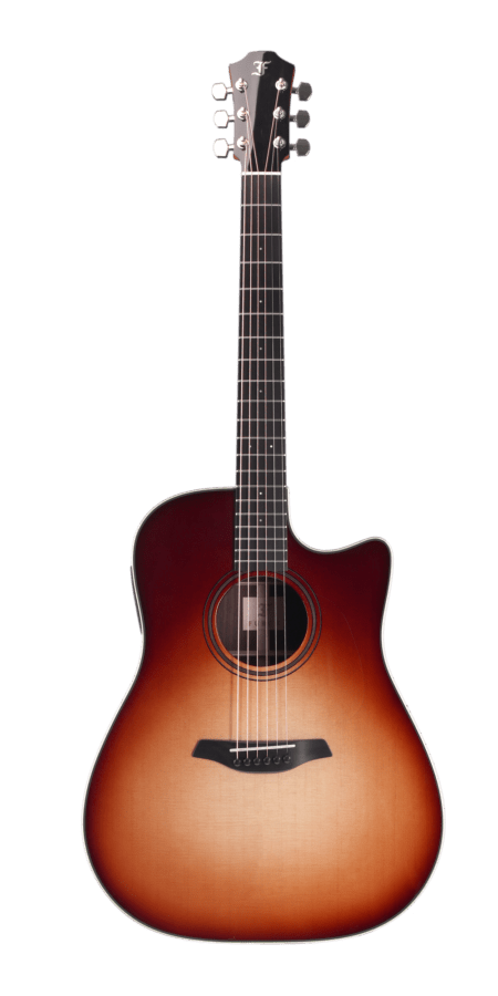 Furch Green Master's Choice with Sunburst