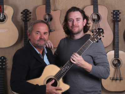 The Fuch Guitars Story
