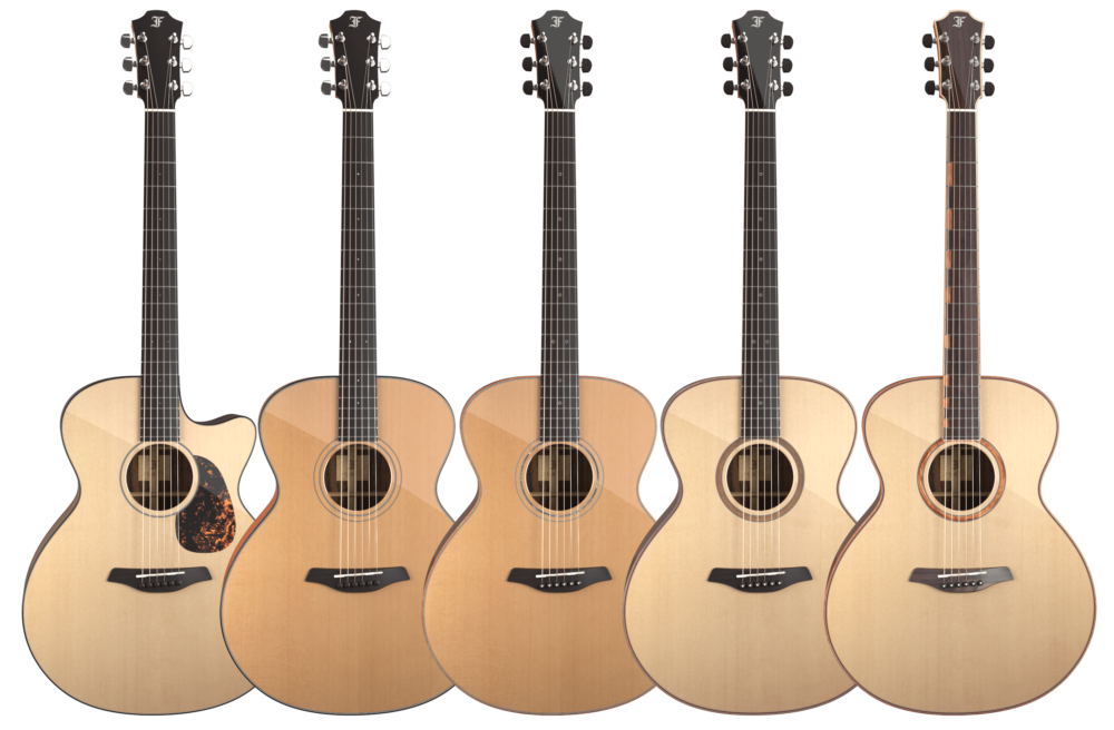 Baritone guitars Furch