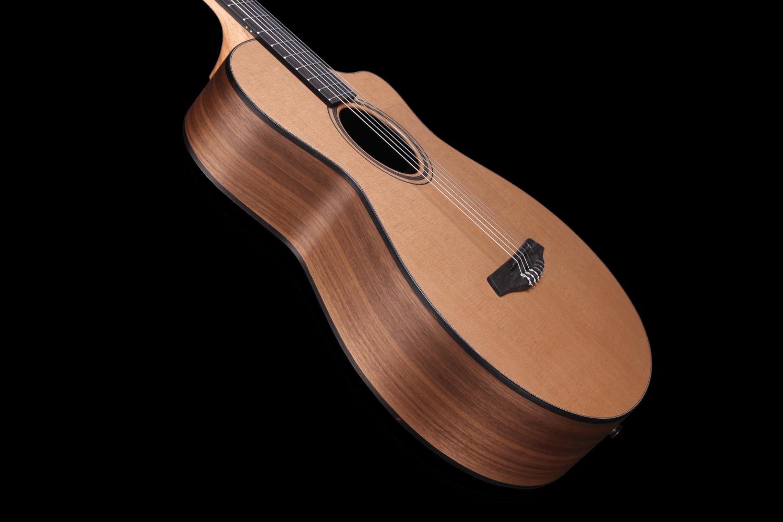 Open Pore Lakovani Furch Guitars