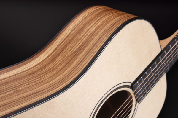 New exotic zebrawood guitars | Furch