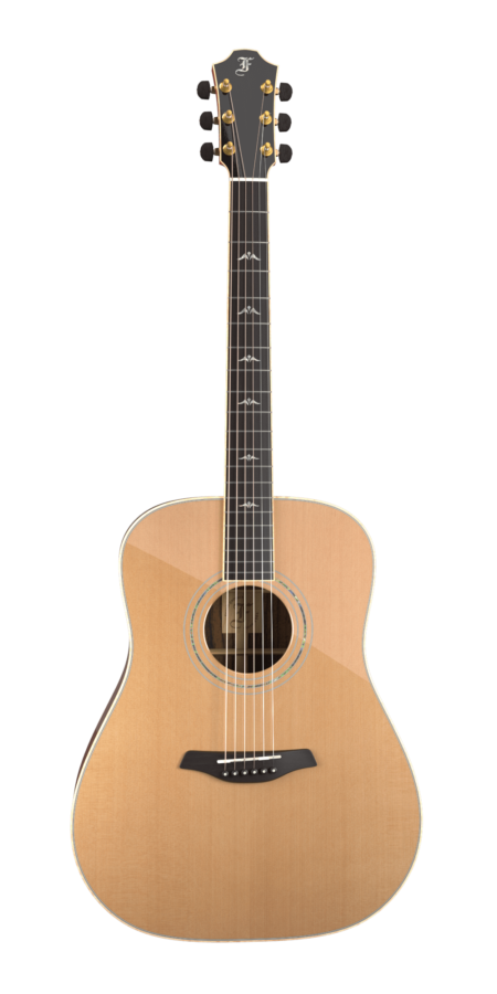 D 23 CR Elite F Furch Guitars