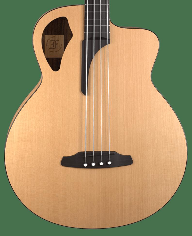 Bass Shape Furch Guitars