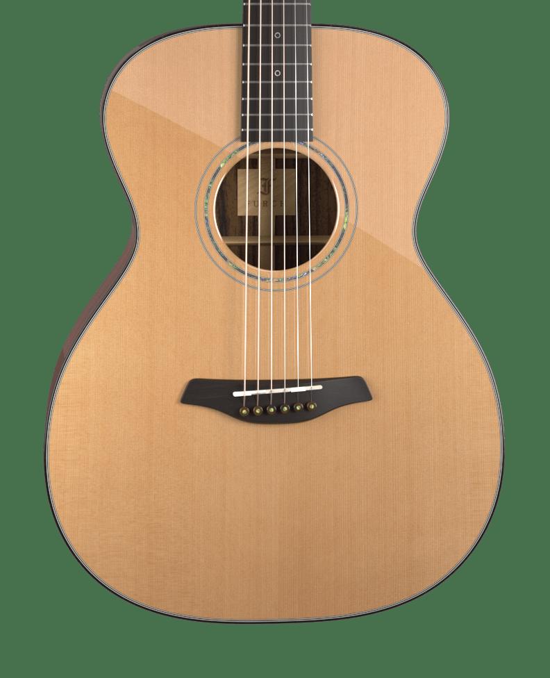 Om Shape Furch Guitars