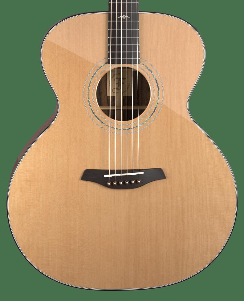 S Shape Furch Guitars