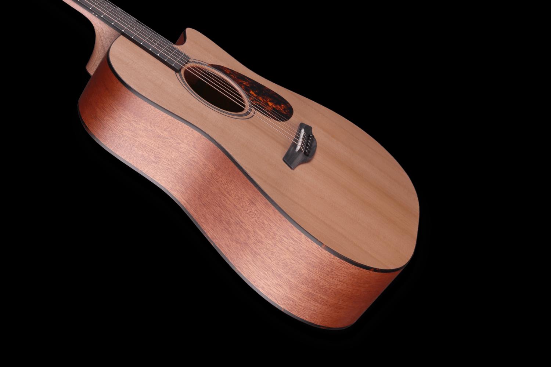 Blue CM Lakovani Furch Guitars