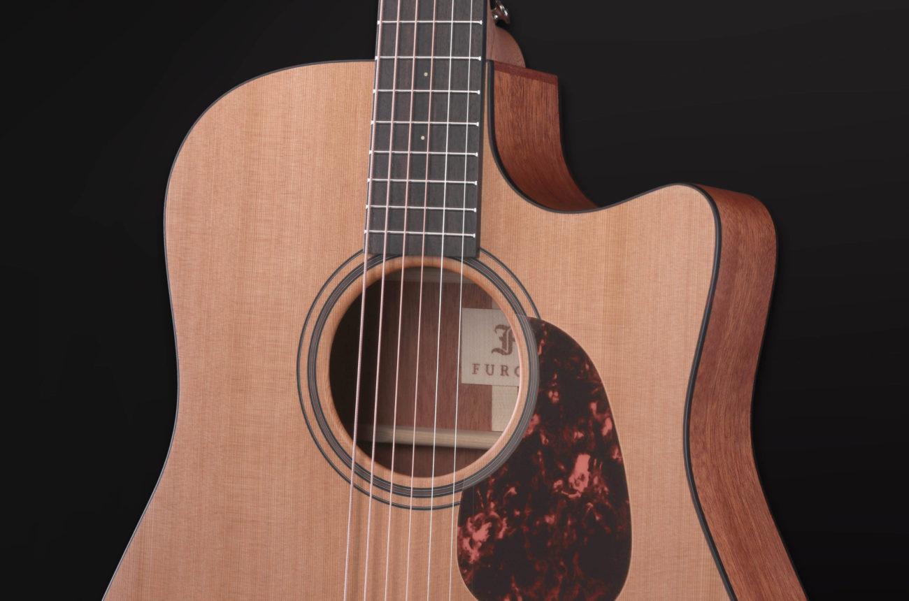 Blue D CM 3 Furch Guitars