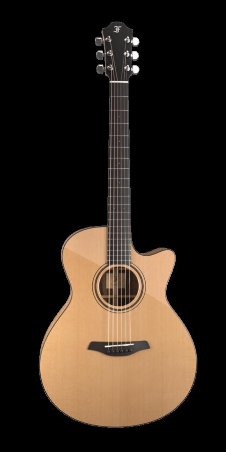 Blue Plus Gc CM Front Furch Guitars