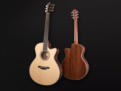 Green Gc SR 2 Furch Guitars