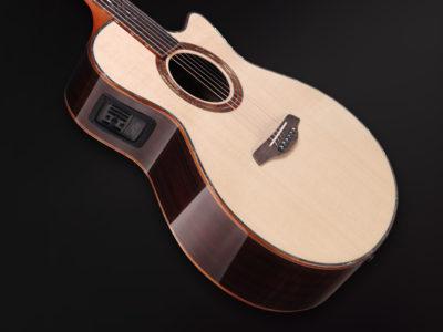 Red Gc SR SPA Furch Guitars