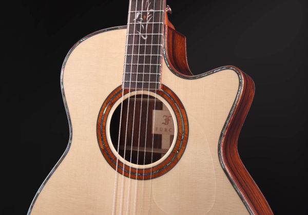 2019 Red Gc LC Furch Guitars