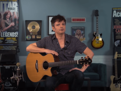 Watch Paul Riario Demo the Furch Yellow Gc-CR Acoustic Guitar