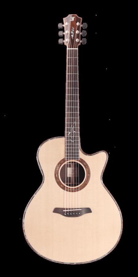 Red Gc SR SPA CR Furch Guitars