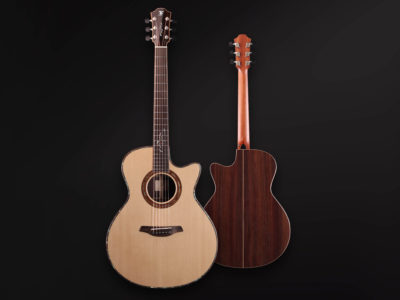 Red SR 2019 Furch Guitars
