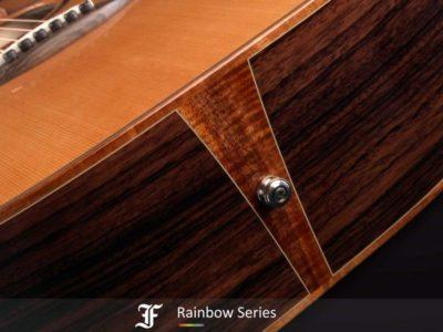 On-line konfigurátor akustických kytar Furch Rainbow