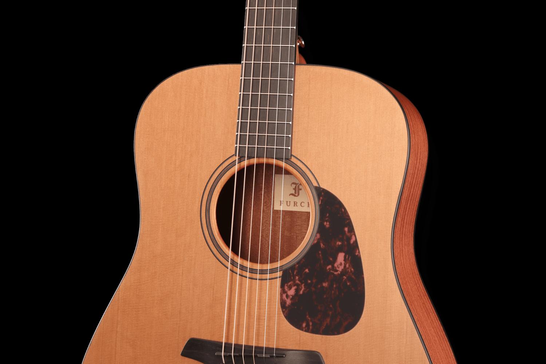 Indigo CY rozeta Furch Guitars
