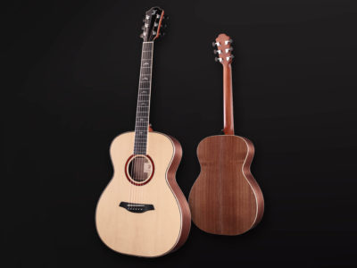 2019 Orange OM SW Furch Guitars