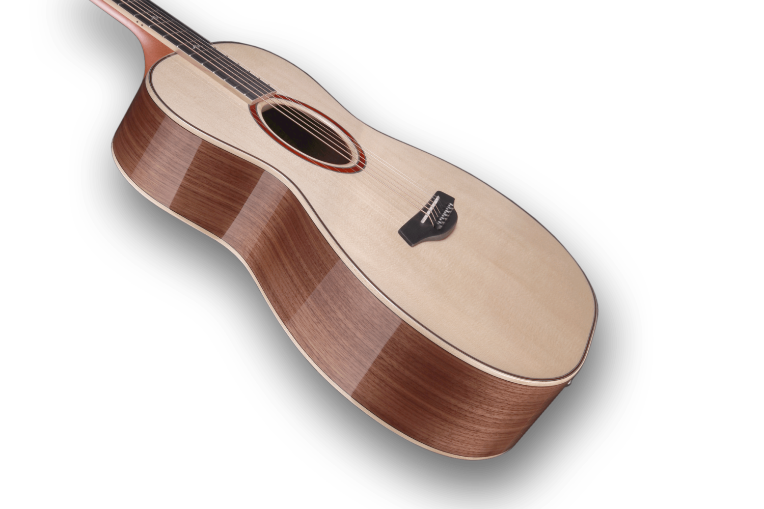 2019 Orange OM SW Lakovani Furch Guitars