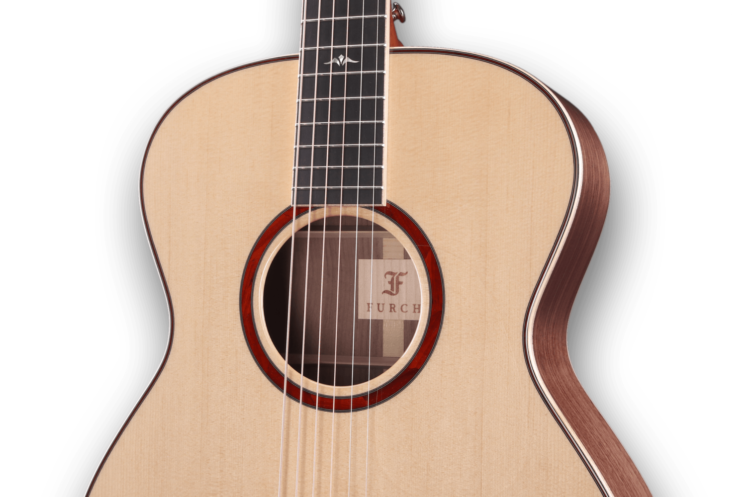 2019 Orange OM SW Rozeta Furch Guitars