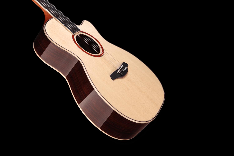 2019 Orange OMc SR Lakovani Furch Guitars