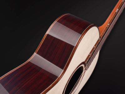 2019 Red Pure OM LC Furch Guitars