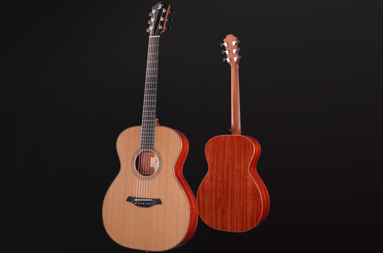 2019 Yellow Plus OM Furch Guitars