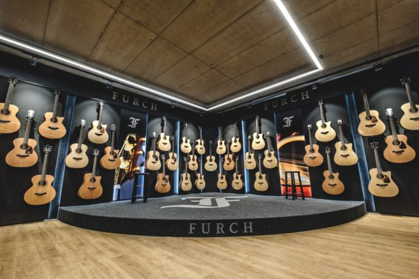 Výstava Furch Guitars