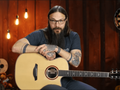 Tony Plays A Furch Guitar And Teaches An Important Lesson