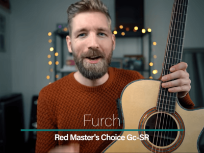 Paul Davids review Furch guitar