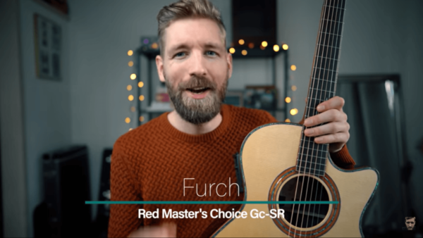 Furch Red Master's Choice Review by Paul Davids | Furch