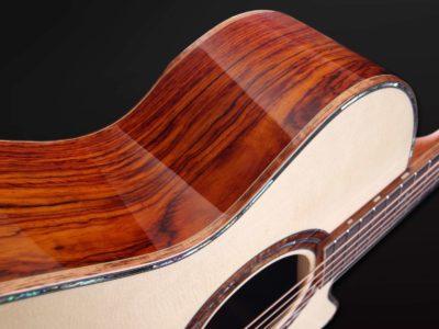 Rainbow Red Deluxe Gc Furch Guitars