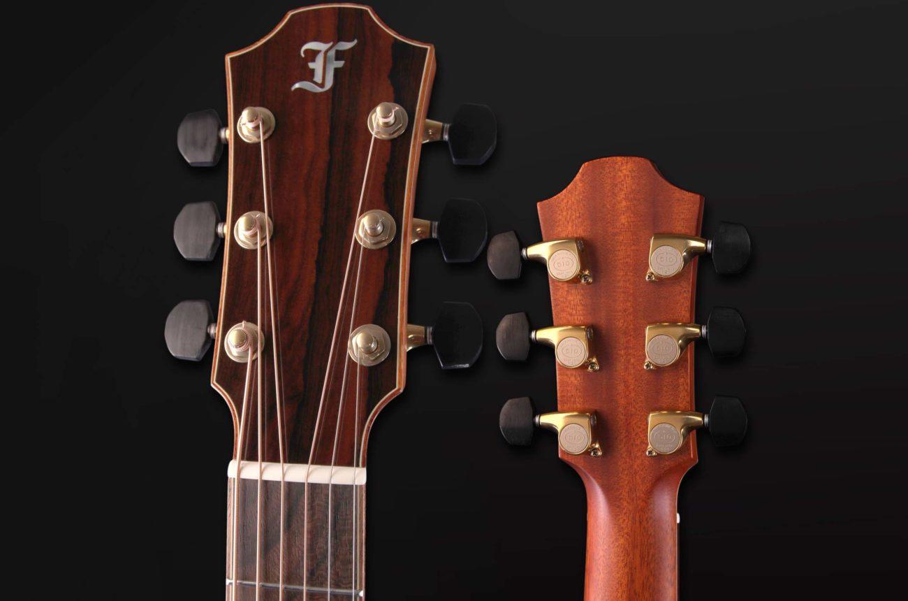 Red Deluxe Gc SR Furch Guitars
