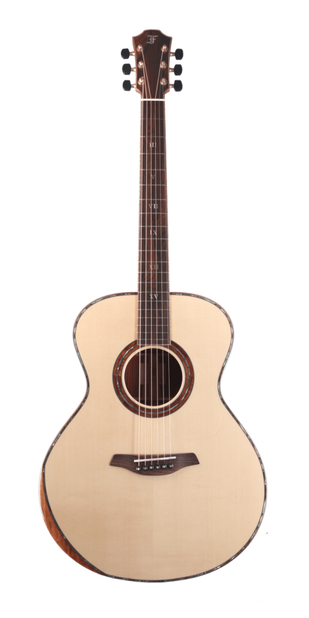 Red G LC Furch Guitars
