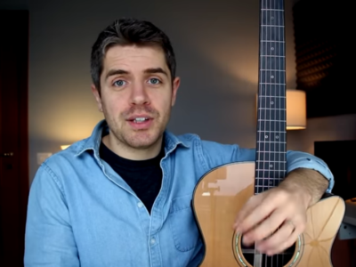 Marco Crillo review Furch guitar