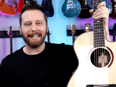 Darrell Braun review Furch guitar