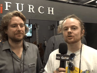 Guitar Interactive Furch interview