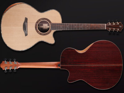 Furch Red Deluxe Gc-SR Front and Back Bevel Duo