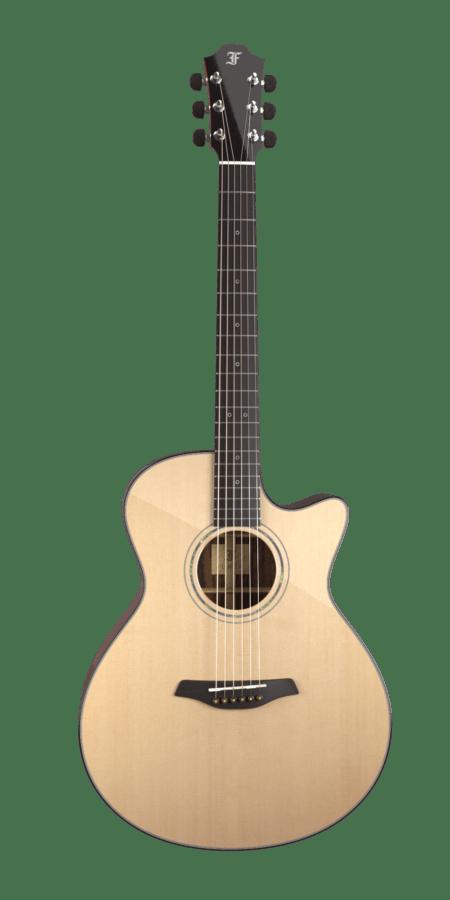 Yellow Gc SR Furch Guitars